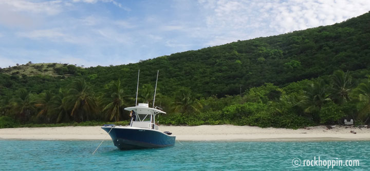 Day Trip to Jost van Dyke (Powerboat Charter from St. John)