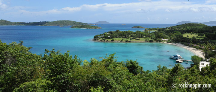 Cruise Ship Day Visit St. Thomas - St. John USVI