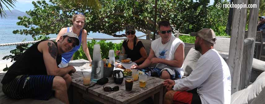 lunch-cooper-island-bvi