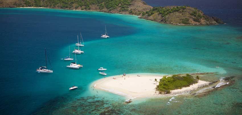 Sandy Spit Island BVI